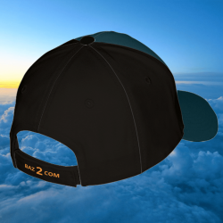 Casquette brodé Skydiving France dos